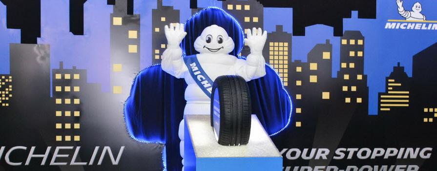 Michelin представила новую шину Energy XM2+