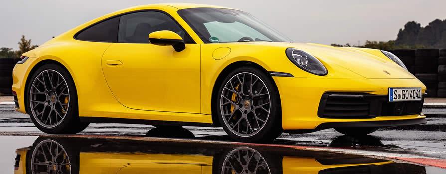 Porsche и Michelin установили новый рекорд